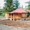 Lux Romantic Wilderness Yurt
