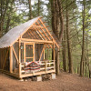 Tanglebloom: Tiny Open-Air Cabin