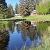 A River Runs Thru It. Cabin, 8 acre