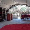 Hi-Tech Quonset Hut Luxury Camping