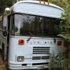 Blue Bus @ DAcres Permaculture Farm