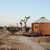 Stargazer Yurt at Luna Vista Ranch
