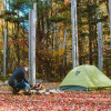 Great Pond Camping at The Dome