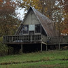 A-Frame Funky Cabin in the Woods