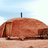 Earth Hogan Glamping at Shash Dine'