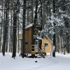 Goodall's Treehouse Cabin