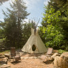 Farmstay - Good Medicine Tipi