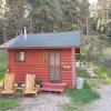 Ten Sleep Cabin with Creek View