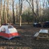 Camping at Pea Ridge