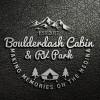 Boulderdash Tent Site #4(Cliffside)