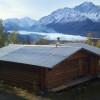 Glacier View Log Cabin