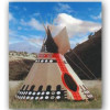 #4 Native Am High  Plains Tipi