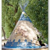 #5 Many Lakes Native Tipi