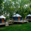 Knoll Farm Refuge Yurt Village