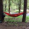 #6A Tent Camping Along Creek