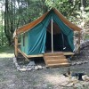 Mini-Glamping Tent on Creek