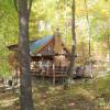 Valley View- 2-bedroom log cabin
