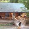 Wilderness- 3-bedroom log cabin