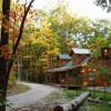 Pillow Rock- 3-bedroom log cabin