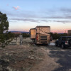 RV Parking 10 Minutes From Santa Fe
