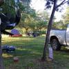 Boulderdash Tent Site #6 (Hill Top)