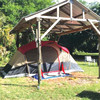 TeePee/Dome: Ranch at Lake Yale