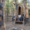 Rustic Elegant Secluded Tree Cabin