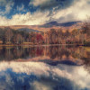Mountain Shadow Lake and Farm
