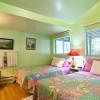 2 full beds, deck, kitchenette - 10