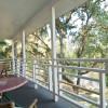 Family suite riverfront deck 7