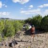 Black Mesa on the Rio Grande