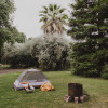 Camping at The Olive Ranch