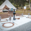 Glamping at Folsom Lake Site B