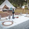 Glamping at Folsom Lake Site B