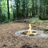 Moss Forest - Primitive Campsite