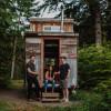 Cedar Shack by Klickitat Treehouse