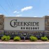 Creekside RV Resort - Lot # 58