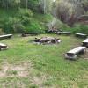 Rustic Ranch Camping