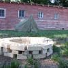 Thaxton Manor Tent Spot 1