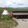 Glamping Tipi and Luxury Bunkhouse