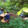Salmon Creek Forest Retreat