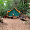 #10 Mini Glamping Tent on Creek