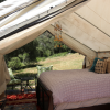 Glamping in the Forest