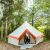 Secluded Yurt-Style Tent #2
