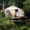 The Redtail Yurt