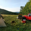 Tent Camping with Amazing Views