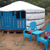 Mongolian Yurts  (Medium)