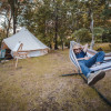 Glamping at Folsom Lake Site #4