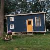 Aderyn Glas: Bluebird Tiny House