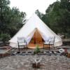 Grand Canyon Glamping Huge Eco-Yurt